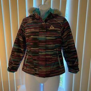 Big girls winter jacket